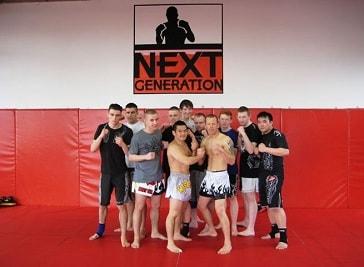 Next Generation MMA Liverpool