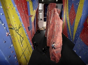 Awesome Walls Climbing Centre, Liverpool
