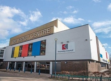 Kirkby Shopping Centre
