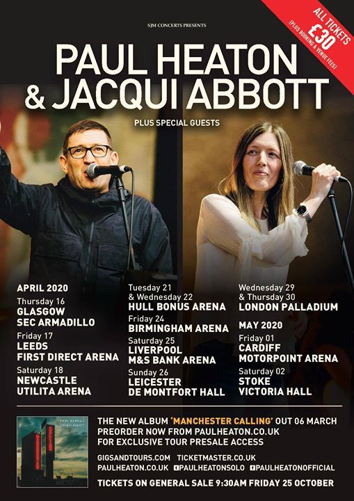Paul & Jacqui - Liverpool M&S Bank Arena