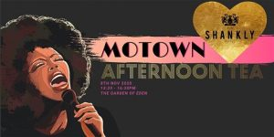 Motown Afternoon Tea at The Shankly Hotel