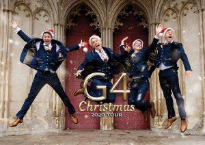 G4 Christmas 2020 - Liverpool