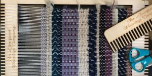 Weave and Wine: an Introduction to Weaving