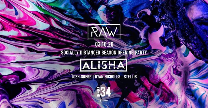 RAW - Socially Distanced Season Opening Party